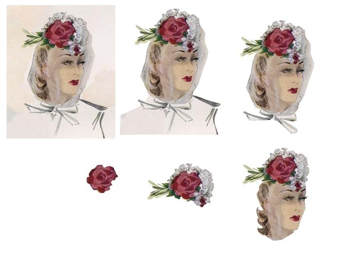 voilette et fleur (700x525, 149Kb)