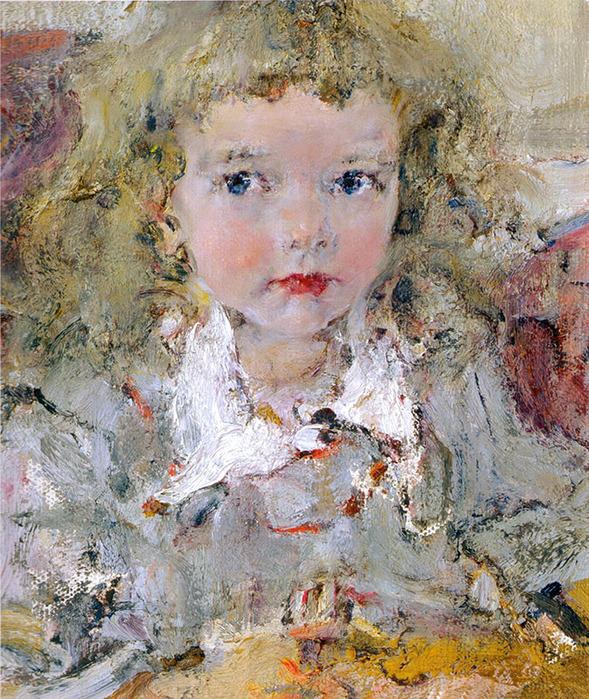 original (3)Портрет дочери Ии. 1919 (589x700, 266Kb)