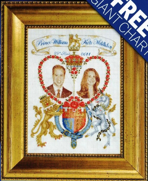 Royal Wedding Souvenir Sampler 000 (522x636, 143Kb)