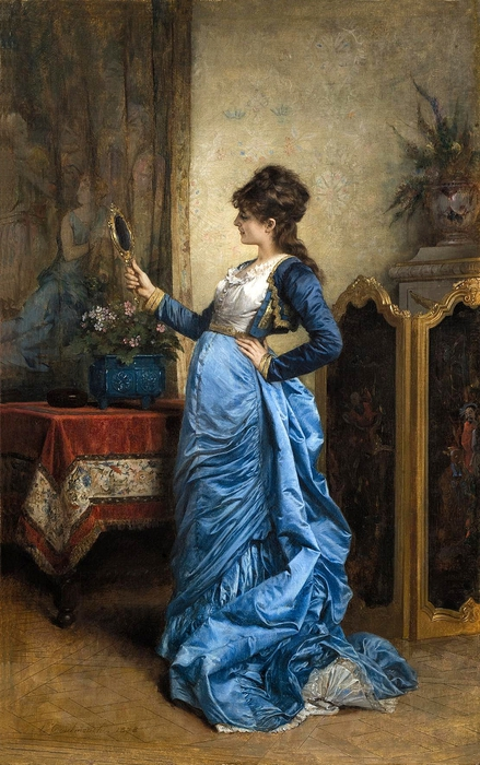 Auguste Toulmouche (French ,1829-1890) (439x700, 273Kb)