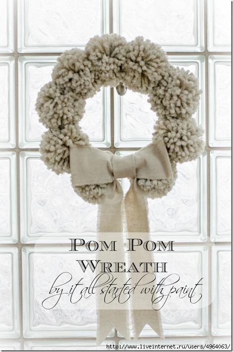 anthropologie-pom-pom-wreath_thumb1 (463x700, 177Kb)