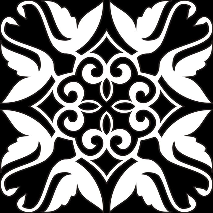 казахский орнамент, орнамент