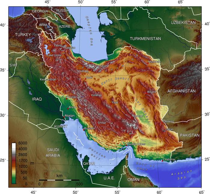 Наследник роскоши Персидской империи 36224
