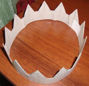 Короны своими руками из бумаги фото