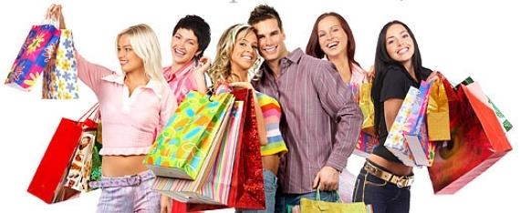 В интернет-магазин за одеждой!