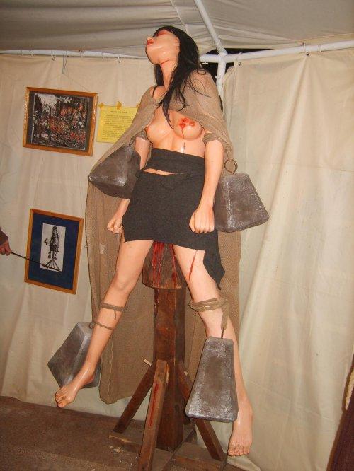 пытки для вагины