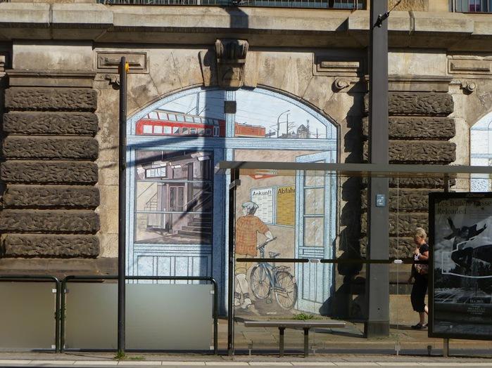 Граффити города Дрезден- часть 1. 15437