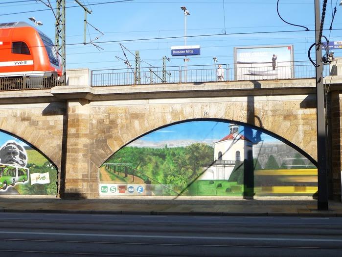 Граффити города Дрезден- часть 1. 53588
