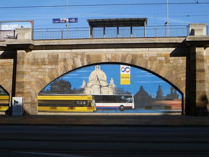 Граффити города Дрезден- часть 1. 24971