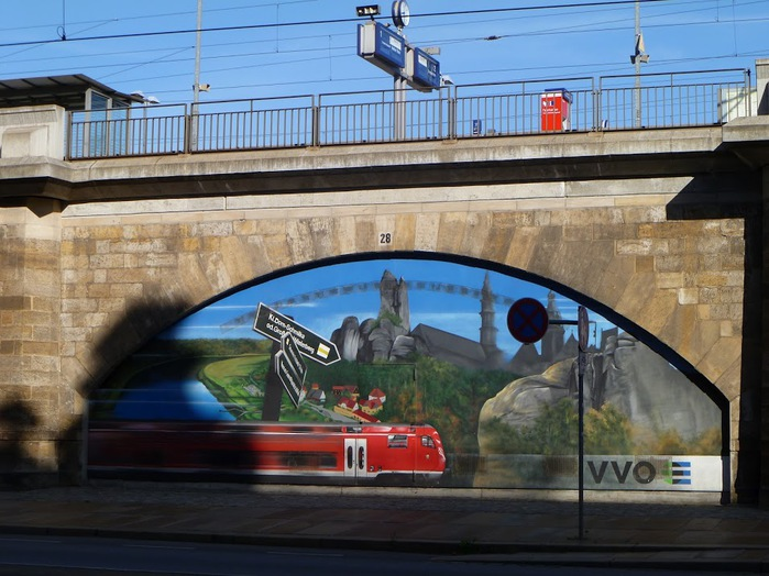 Граффити города Дрезден- часть 1. 47590