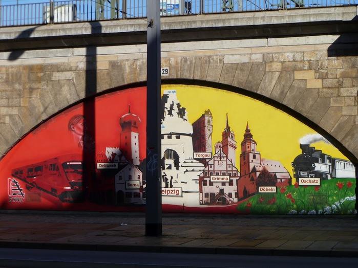Граффити города Дрезден- часть 1. 44328