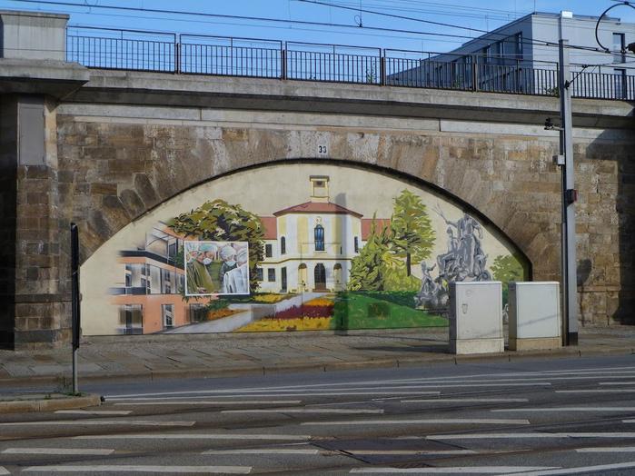 Граффити города Дрезден- часть 1. 19116