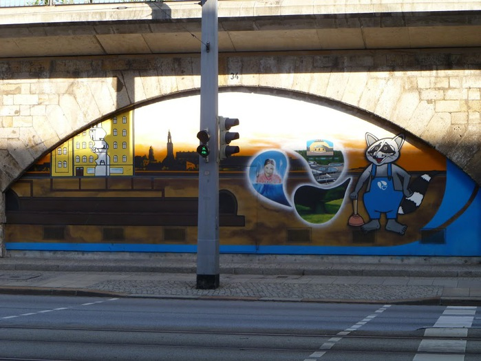 Граффити города Дрезден- часть 1. 85657