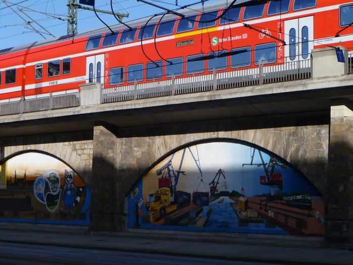 Граффити города Дрезден- часть 1. 43844