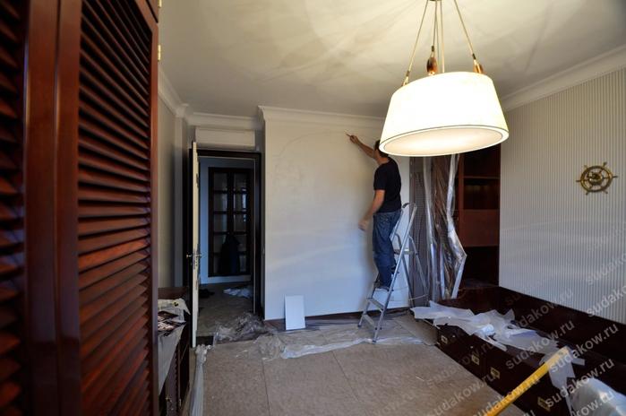 Для росписи стен колер