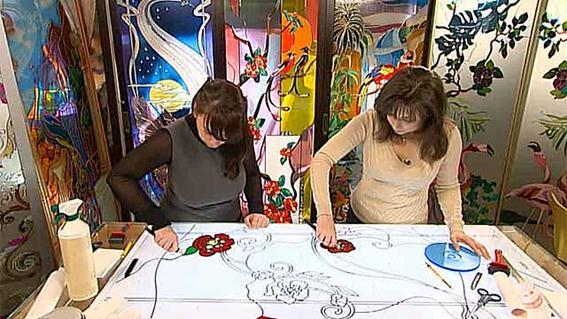 Как создать необычный предмет интерьера своими руками