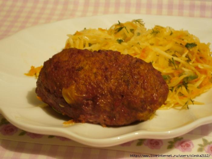 бифштекс из курицы рецепт