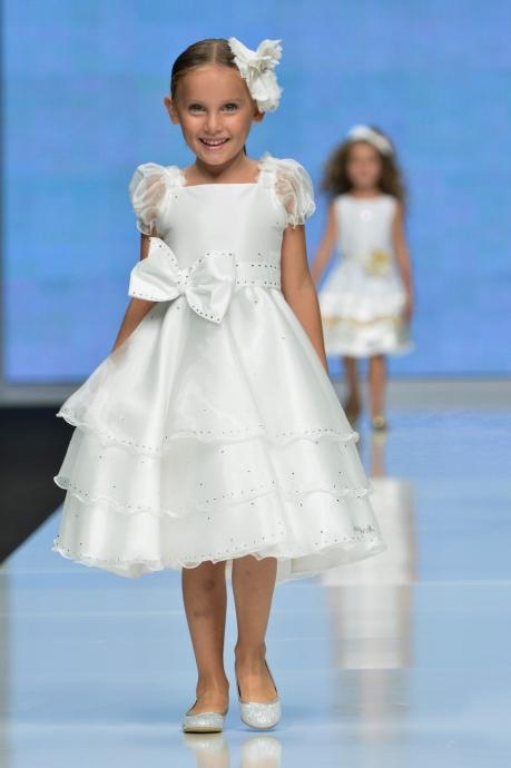 Детская мода платья для девочек 4