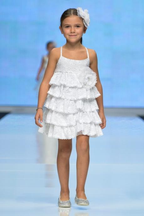 Детские модные платья фото 6