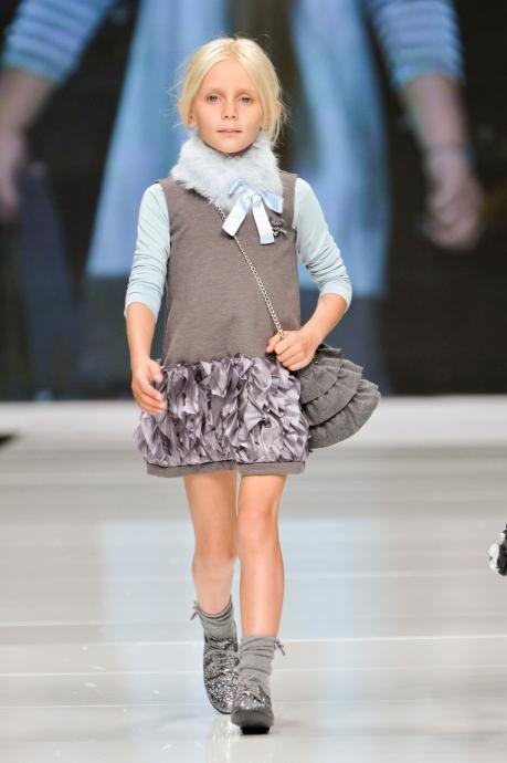Детская мода платья для девочек 3