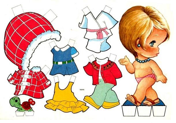 boneca de papel atividades infantil recortar (610x427, 94Kb)