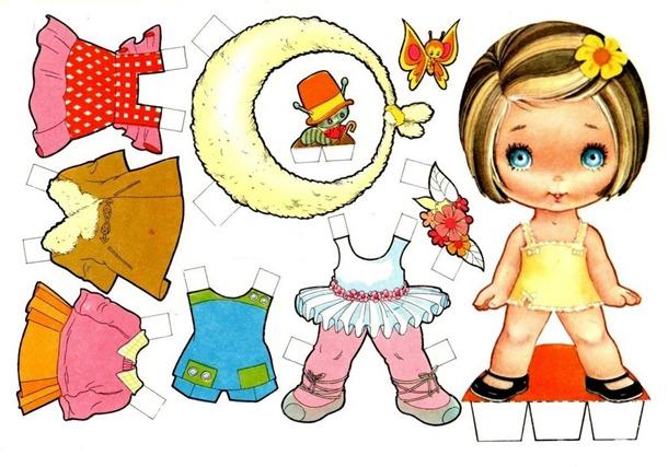 boneca de papel com roupas (610x427, 95Kb)