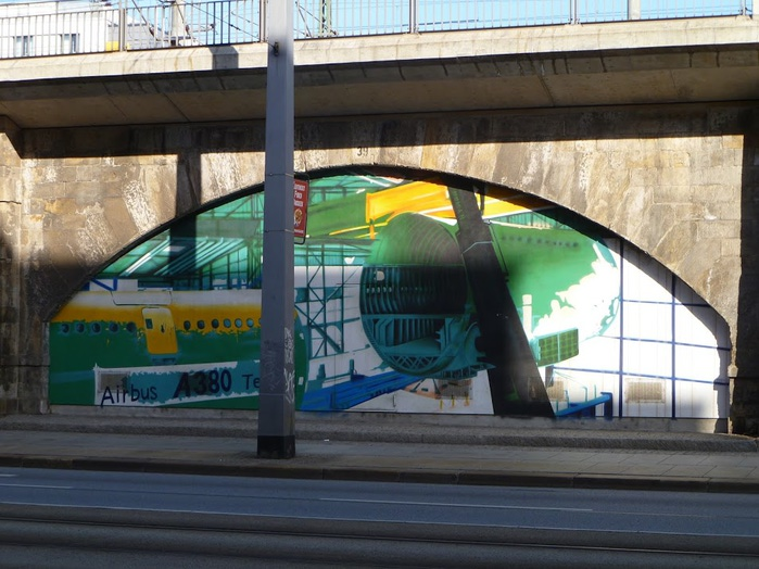Граффити города Дрезден- часть 1. 86418