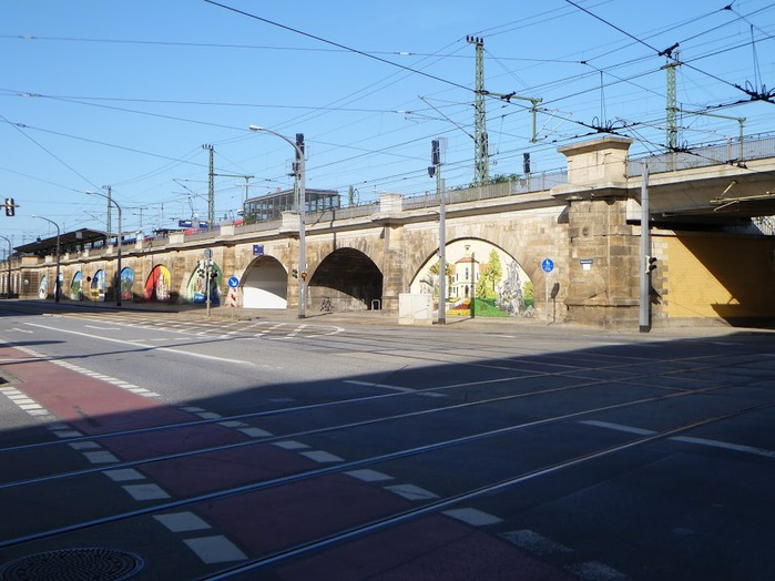 Граффити города Дрезден- часть 1. 25797