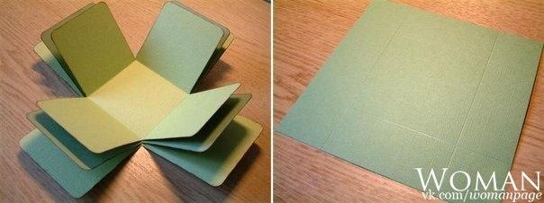 Как сделать небольшой фотоальбом своими руками