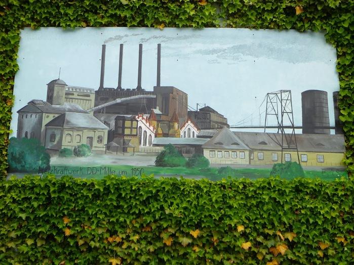 Граффити города Дрезден- часть 3. 28727