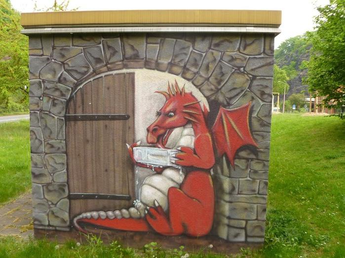 Граффити города Дрезден- часть 3. 71451