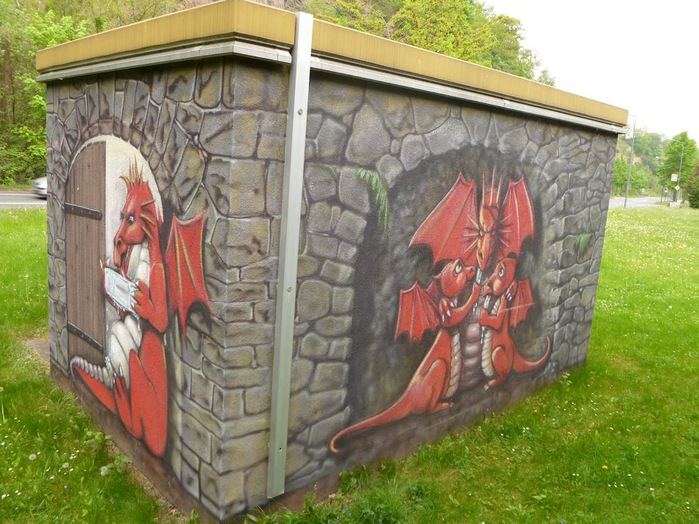 Граффити города Дрезден- часть 3. 96810