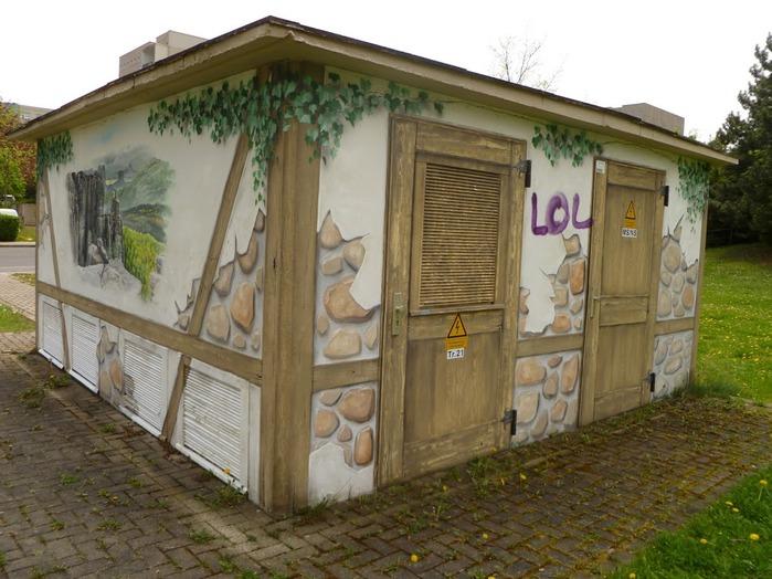 Граффити города Дрезден- часть 3. 62462