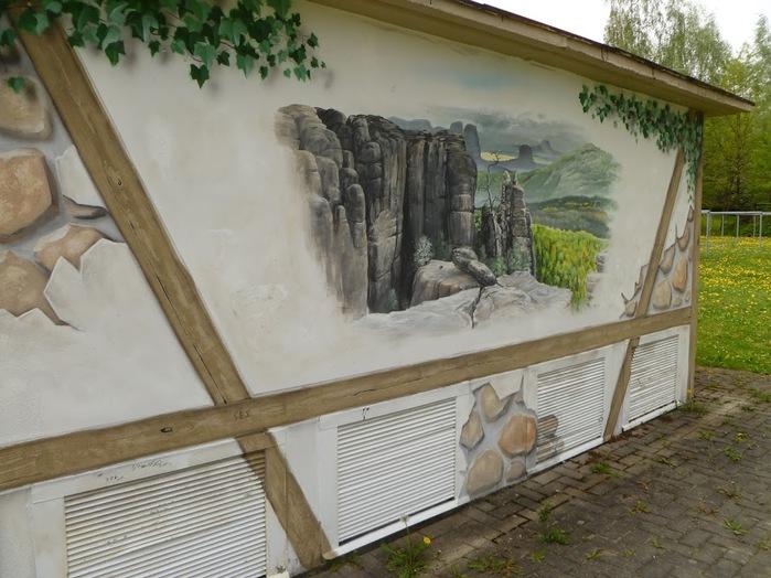 Граффити города Дрезден- часть 3. 11719