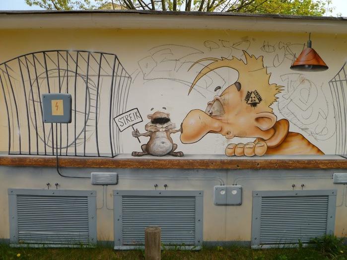 Граффити города Дрезден- часть 3. 36612