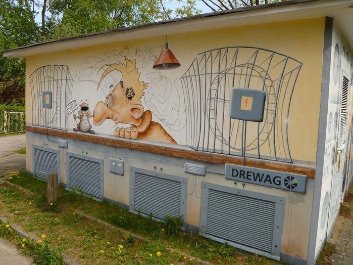 Граффити города Дрезден- часть 3. 62841