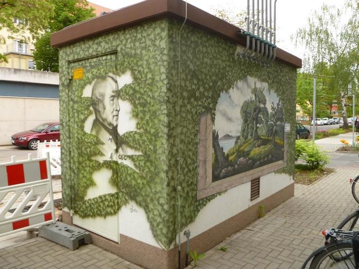 Граффити города Дрезден- часть 3. 59641