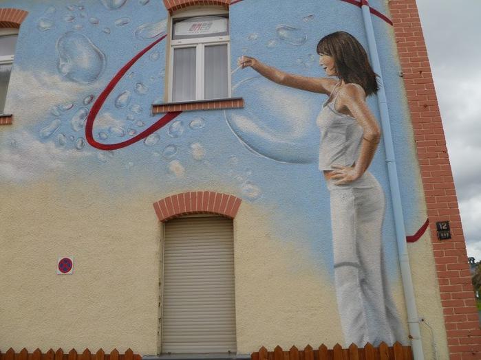 Граффити города Фрайталь (Freital) 64411