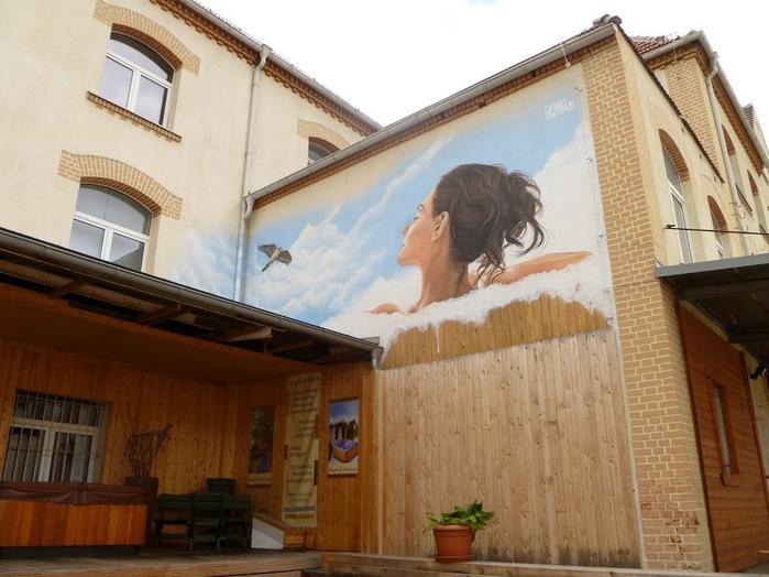 Граффити города Фрайталь (Freital) 23746