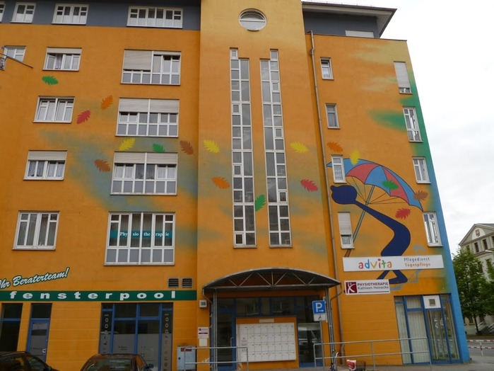Граффити города Фрайталь (Freital) 28200