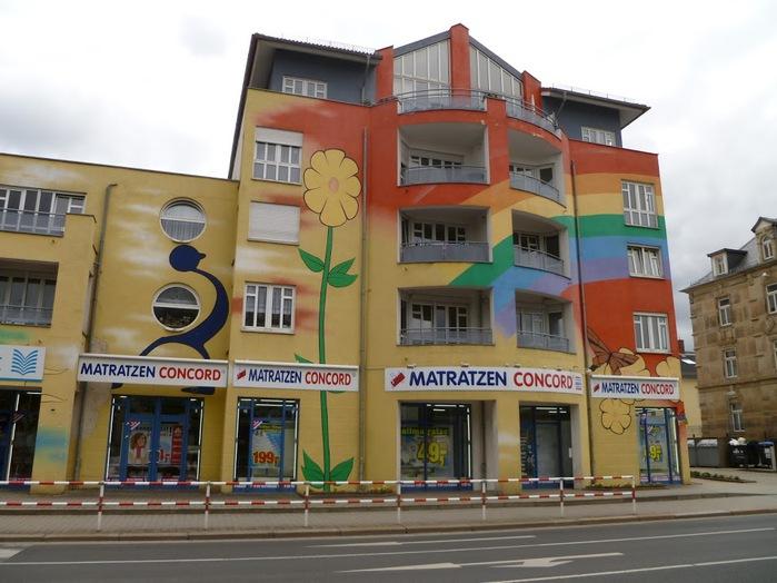 Граффити города Фрайталь (Freital) 72399