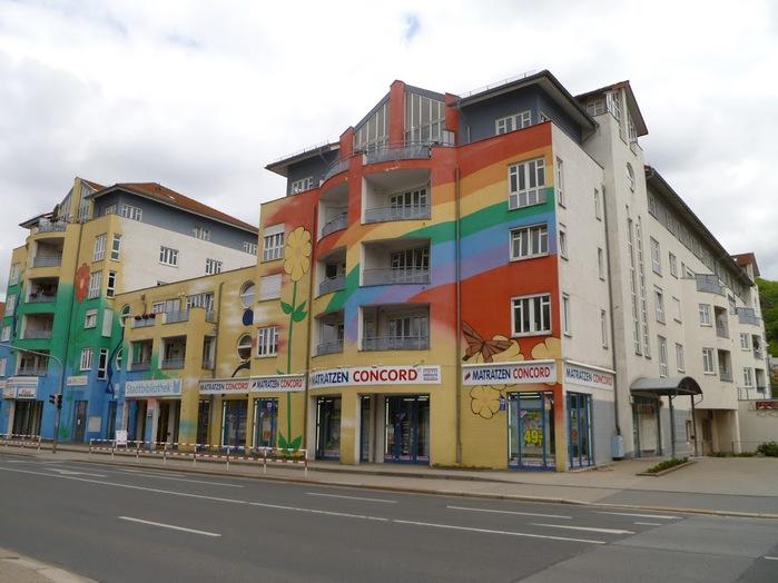Граффити города Фрайталь (Freital) 17137