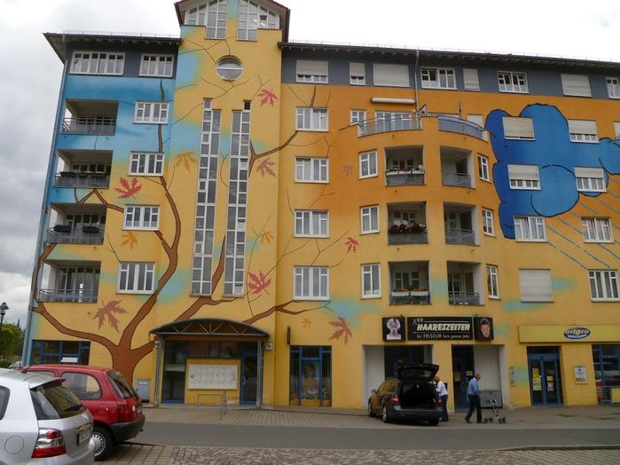 Граффити города Фрайталь (Freital) 84670