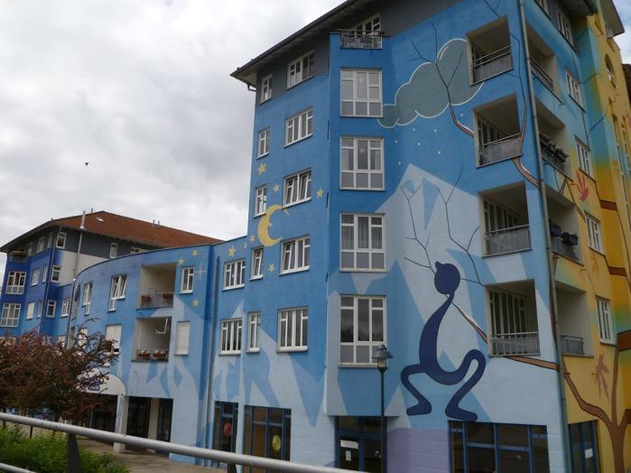 Граффити города Фрайталь (Freital) 25996