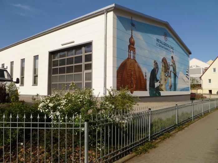 Граффити города Фрайталь (Freital) 42797