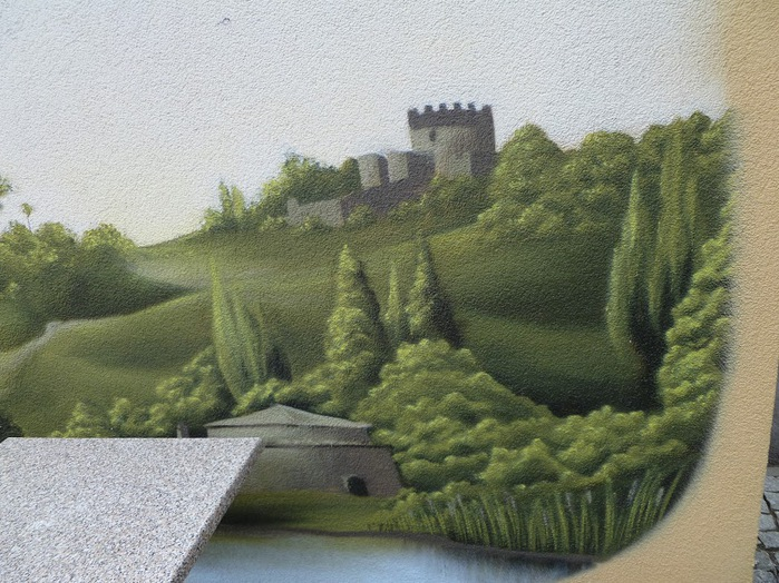 Граффити города Фрайталь (Freital) 87490