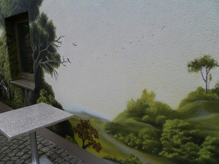 Граффити города Фрайталь (Freital) 86400