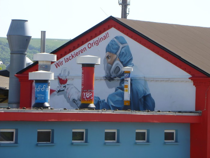 Граффити города Фрайталь (Freital) 88900