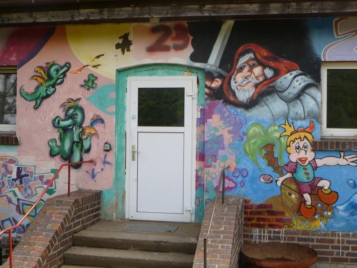 Граффити города Фрайталь (Freital) 26402