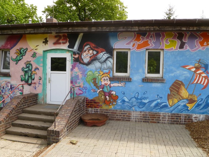 Граффити города Фрайталь (Freital) 44251
